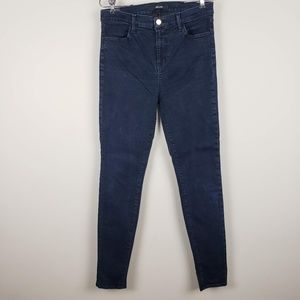 J Brand High Rise Skinny Jeans Size 31
